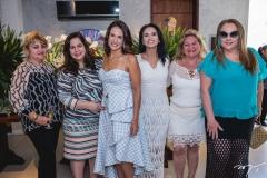 Vera Costa, Martinha Assuncao, Ana Virginia Martins, Neusa Rocha, Beth Pessoa e Luiziane Cavalcante