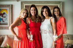 Márcia Peixoto, Ana Vládia Sales, Ana Virgínia Martins e Michele Aragão