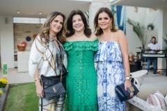 Adriana Bezerra, Luciana Lobo e Liliana Linhares