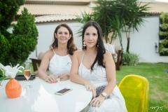 Márcia Barros e Daniele Castelo Branco