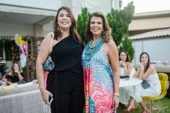 Zélia Paiva e Lê Pinto