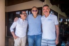 Artur Novaes, Gláucio Nóbrega e Artur Bruno
