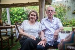 Irelda Andrade e Raimundo Bruno