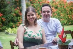 Mirela e Emanuel Brandão