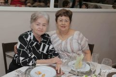 Albanita Leitão e Jonara Luz