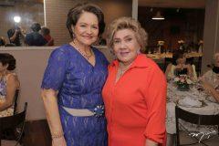Bárbara Freire e Consuelo Dias Branco