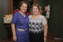 Bárbara Freire e Maria Vanda Machado