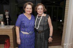 Bárbara Freire e Sueli Bellini