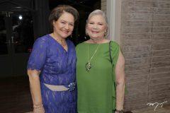 Bárbara Freire e Welbânia Luna