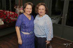 Bárbara Freire e Zenaide Bezerra