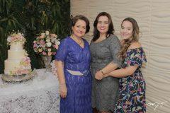 Bárbara, Lia e Ana Paula Freire