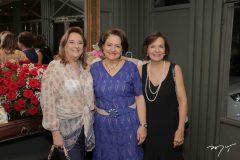 Débora Campos, Bárbara Freire e Diana Ferreira Gomes