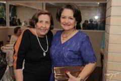 Deise Machado e Bárbara Freire