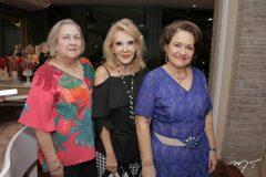 Gláucia Barroso, Vera Rocha e Bárbara Freire