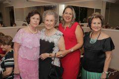 Liliane Nogueira, Sílvia Martins, Ângela Carvalho e Lúcia Medeiros