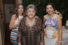 Márcia Ivone, Vanesca Araújo e Chaves da Cunha
