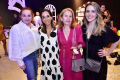 Lisieux Brasileiro, Marcia Tavora, Glaucia e Rana Castelo Branco