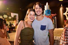 Marcella Minelli e Marcelo Bezerra