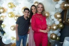 Alexandre, Bianca E Michelle Aragão