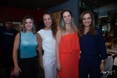 Aline Vasques, Carolina Albuquerque, Carol Picanso E Cristina Brasil
