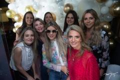 Aniversário de Michelle Aragão e Carla Nogueira