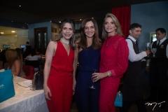 Carla Nogueira, Cristina Brasil E Michelle Aragão