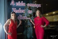 Carla Nogueira E Michelle Aragão