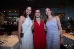 Manoela Ponte, Carla Nogueira E Vládia Farias