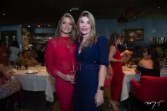 Michelle Aragão  E Alessandra Aragão