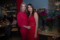 Michelle Aragão E Lorena Pouchain