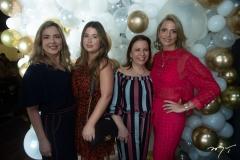 Suyane Dias Branco, Marcela Dias Branco, Ana Zélia Gadelha E Michelle Aragão