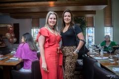 Adriana Loureiro e Georgia Bezerra