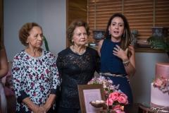 Aniversário de Claudiana Loureiro