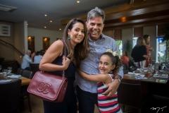 Claudiana Loureiro, Martiniano Jr. e Letícia Loureiro