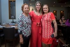 Conceição, Adriana e Márcia Loureiro