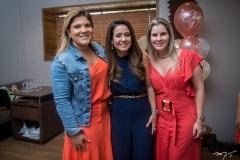 Gisela Vieira, Claudiana e Adriana Loureiro