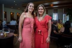 Izabela Brasil e Adriana Loureiro