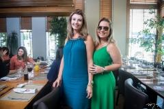 Tamara Azevendo e Anelisa Franco