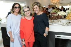 Angela Motta, Costanza Pascolato E Consuelo Blocker