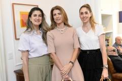 Bárbara Migliori, Lissa Carmona E Paula Merlo