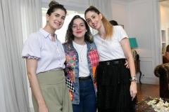 Bárbara Migliori, Yasmine Sterea E Paula Merlo