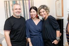Caio Campos, Carol Bassi E Cansuelo Blocker