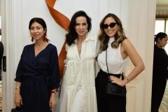 Carol Bassi, Ana Isabel Carvalho Pinto E Lelê Saddi