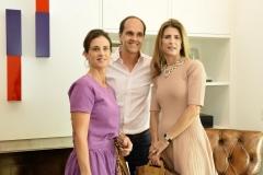 Carolina E Dado Castello Branco E Lissa Carmona