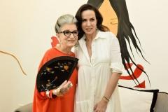 Costanza Pascolato E Ana Isabel Carvalho Pinto