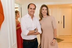 Dado Castello Branco E Lissa Carmona