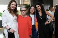 Sofia Patsch, Costanza Pascolato, Yasmine Sterea E Lele Velloso