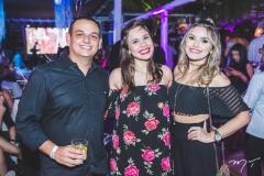 Breno Fontenele, Gioavana Monteiro e Karol Cavalcante