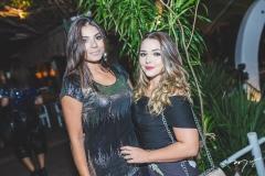 Isadora Lima e Luanda Nery