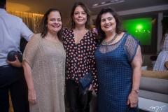 Amélia Brandão, Claudia Gradivohl e  Bebel Ciasca
